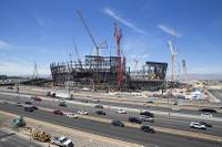 Now halfway complete, the new Raiders stadium in Las Vegas will see a price increase. According to Don Webb, chief operating officer of the Las Vegas Stadium Co., that's not because of cost overruns. It's because ...