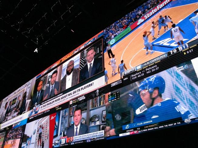 New Jersey tops Nevada in sports betting volume in May - Las