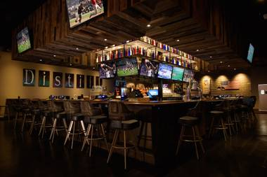 The fun and friendly atmosphere at Distill is a lot easier to find around the Vegas Valley.