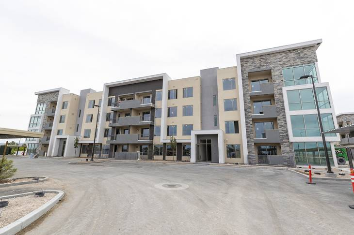 Summerlin S Tanager Apartments Garnering Interest Ahead Of Opening