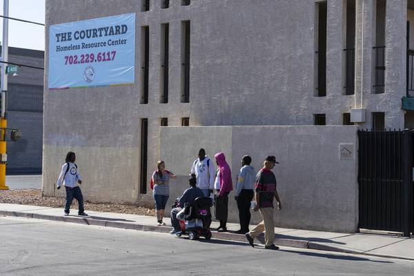 Las Vegas Approves Youth Homelessness Plan. Can It Deliver