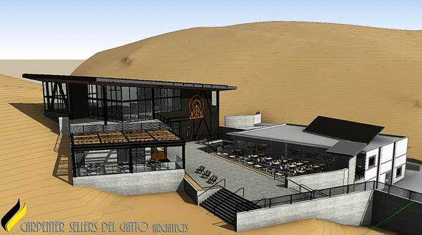 Lee Canyon expects new ski lodge to be ready for winter season