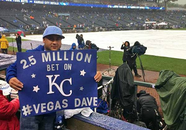 Vegas Dave: 'I would have to be a complete moron' to again bet sports