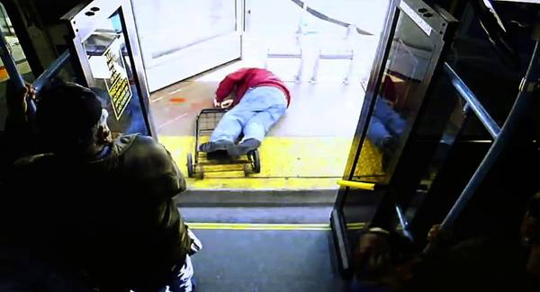 Lawyer Woman Seen In Video Shoving Man Off Bus Will
