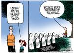Smith's World: 052619 smith cartoon memorial day