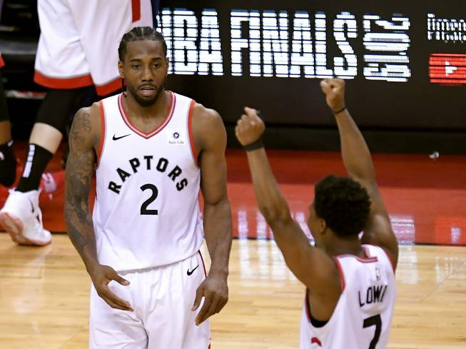 Toronto to NBA Finals