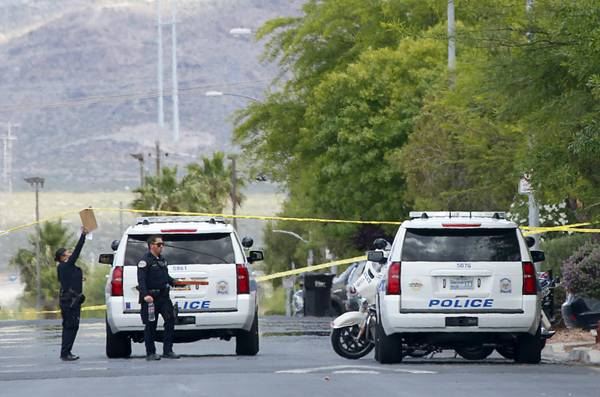 1 Killed, 2 Wounded In Shooting In Henderson