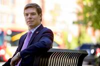 Democratic presidential candidate Eric Swalwell said Wednesday that he would support laws in every state requiring gun owners to be licensed and wants to  ...