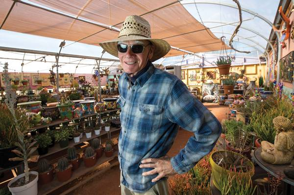 Owner Of Beloved Cactus Joe S Nursery Found A Permanent