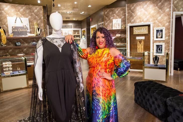 Marvelous Fashion Is For Everyone Says Las Vegas Designer Vegas Inc Download Free Architecture Designs Scobabritishbridgeorg