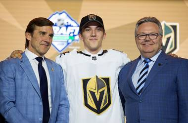 Vegas Golden Knights fans who hoped to come out of this summer's NHL Entry Draft with more clarity on the team's roster heading into the 2019-20 season were likely disappointed. Vegas still had as many questions at the conclusion of the draft June 22 as it did at the end of this past season, namely: The Golden Knights are still over the salary cap, a situation many thought they would address through draft-day trades.