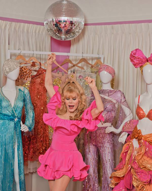 Forever Charo: One-of-a-kind performer finds purpose after husband's suicide