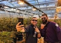 Sam Rosenbaum has Stephen Colbert to thank for his career switch from accountant to cannabis tour operator. The newly minted MBA was watching an episode of ...