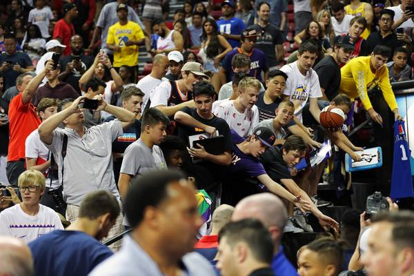 NBA Summer League Doesn't Get Any Bigger Than This Year's