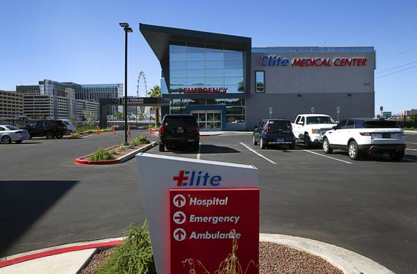 Resort corridor hospital targeted by new Nevada law seeks to dispel misconceptions