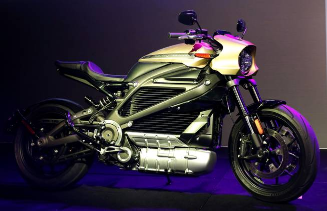Harley-Davidson Motorcycles LiveWire