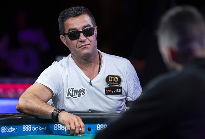 2019 WSOP Final Table: Day 2