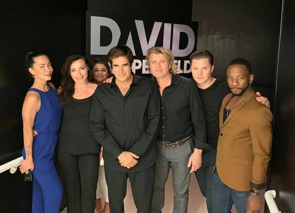 Weekend Rewind: Copperfield and Klok, Ella Mai, Colton Underwood and more