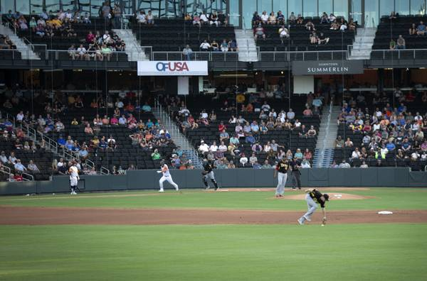 Is Major League Baseball in Southern Nevada's future?