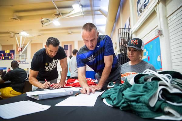 Local summer league expanding Las Vegas basketball landscape