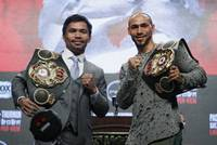 Manny Pacquiao has had a whole lot more to say about boxing ever since he became a politician. The 40-year-old Filipino senator who once understandably shied away from lengthy conversations in English is more comfortable in the language. A fighter who once kept ...