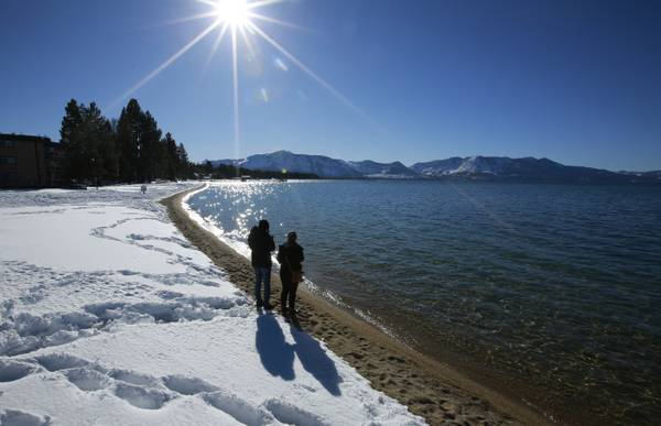 New research targets microplastics detected in Lake Tahoe - Las Vegas Sun