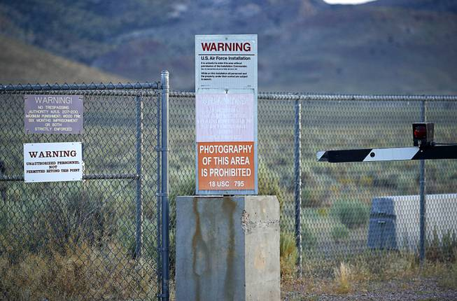 Nye County approves emergency order as 'Storm Area 51' event