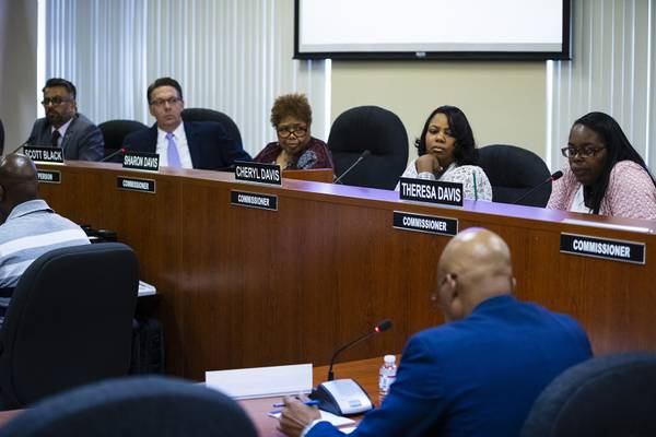Housing authority board delays vote on whether to keep
