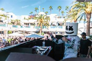 Kaos Dayclub with Marshmellow