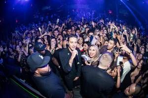 Kaos Nightclub with G-Eazy