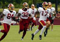 The Washington Redskins will become the first NFL team to have a gambling-focused telecast of their games, offering cash prizes to viewers who correctly predict in-game outcomes during the preseason ...