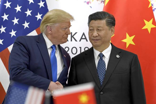 Image result for Could Washington's impeachment drama spark China trade deal?