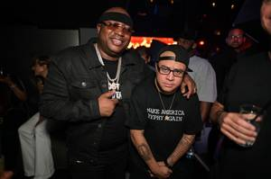 E-40 at LIGHT Nightclub