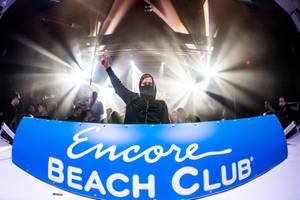 Encore Beach Club with DJ Alan Walker