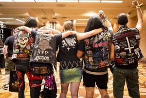 The Vests of Psycho Las Vegas 2019