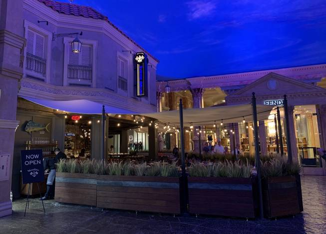 Seafood Favorite Water Grill Is The First Of Several New