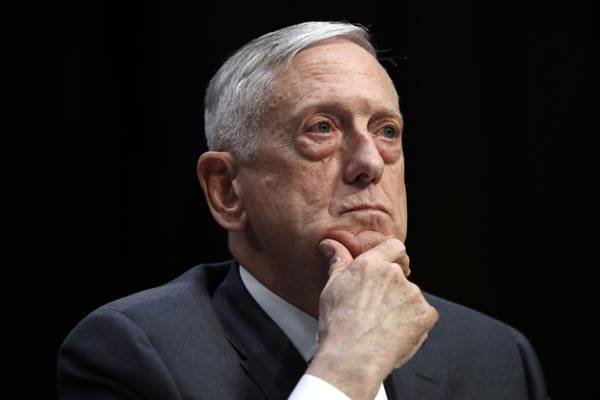 Former Defense Secretary Jim Mattis warns of political division within U.S.