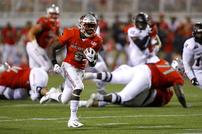 Blog: UNLV opens season with 56-23 blowout of Southern Utah -