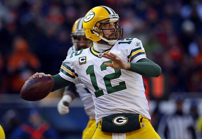 brand new 4a73b 681b5 NFL At 100: Packers-Bears playoff game had long-range impact ...