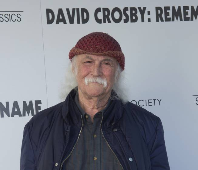 A conversation with David Crosby on making the most of his