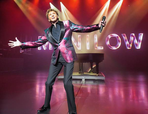 Barry Manilow residency at Westgate extended into 2020