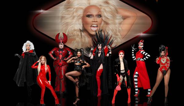 Curtain Up: 'RuPaul's Drag Race Live,' Barry Manilow, Aerosmith, 'Cherry Boom Boom' and more