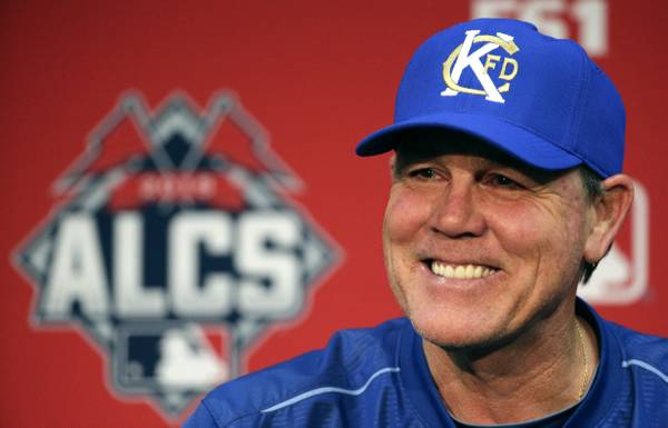 Royals manager Yost to retire at season's end