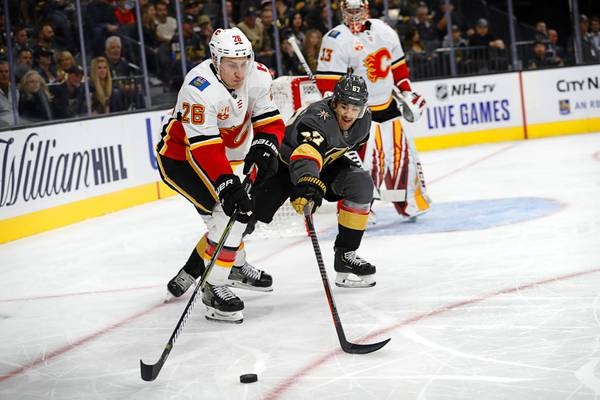 Golden Knights do 'the right things all night' in win over Flames