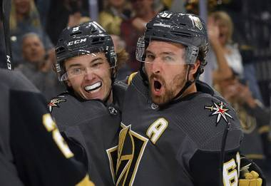 The Edmonton Oilers and Anaheim Ducks are two of the biggest surprises of the first two weeks of the NHL season. Which of the two Pacific Division opponents should the Golden Knights be more worried about it?